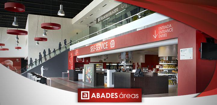 Área de servicio de calidad, Abades Puerta Andalucía