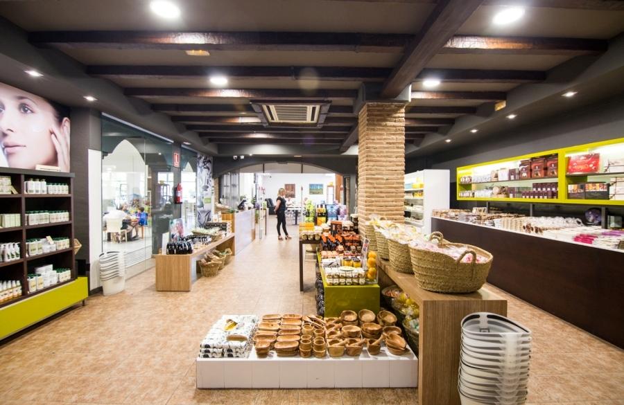 Tienda de regalos y productos en La Roda