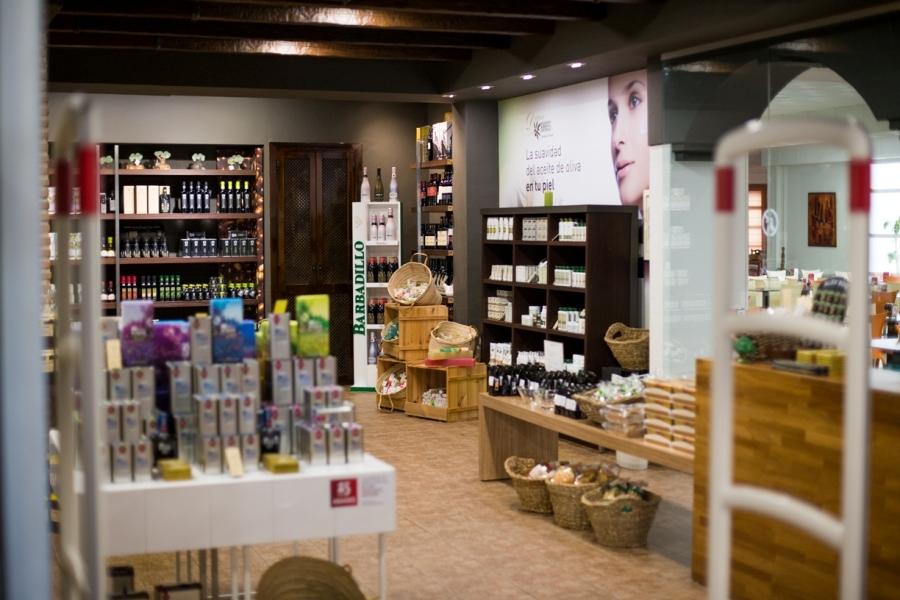 Tienda de productos típicos