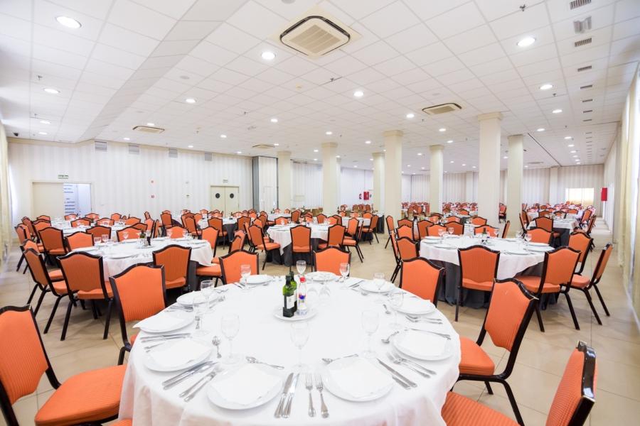 Salón para celebración de eventos en Abades Mérida