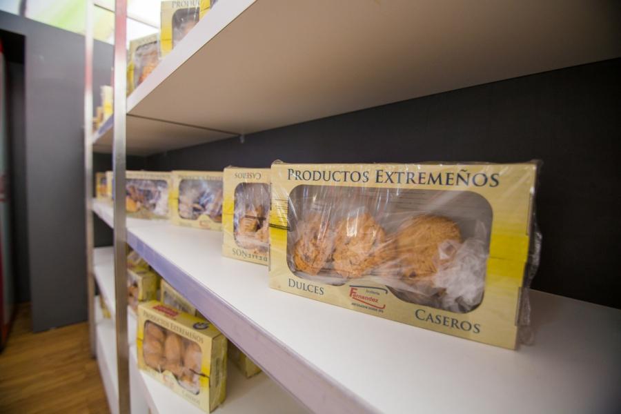 Dulces caseros y productos típicos extremeños