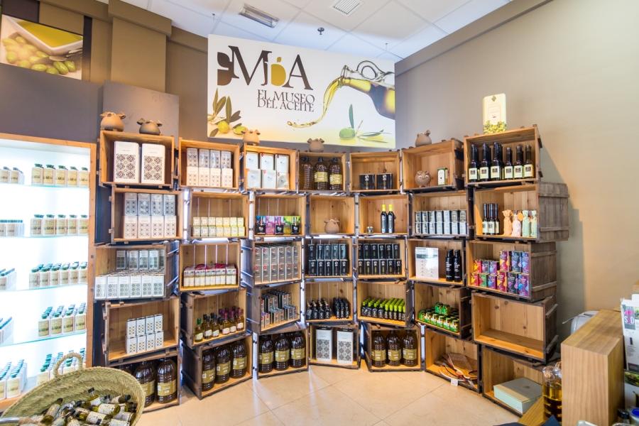 Selección de aceites de oliva virgen extra