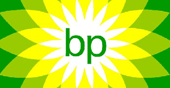 Logotipo de gasolinera BP