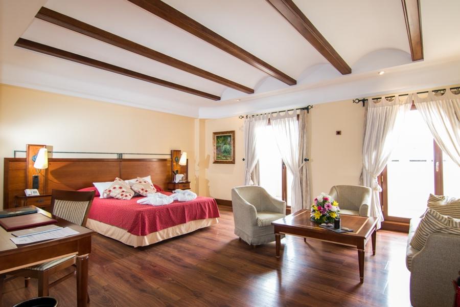 Habitación Junior Suite del hotel