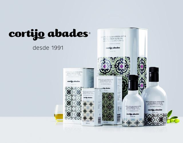 Selección de produtos Cortijo Abades