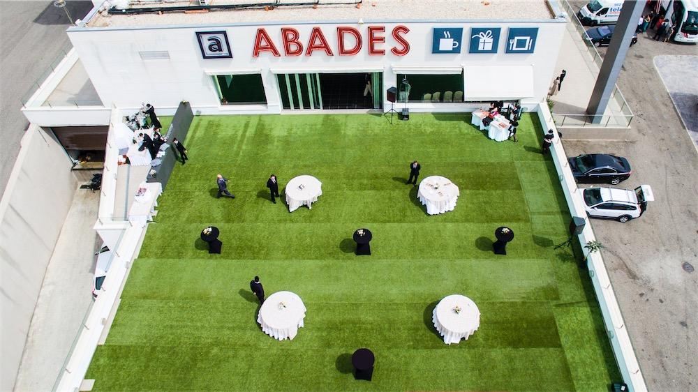 Abades Puerta Andalucia salon bodas y eventos jaen 3