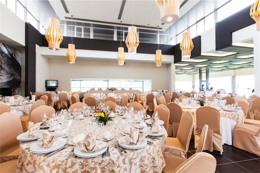 Abades Puerta Andalucia salon bodas y eventos jaen 9
