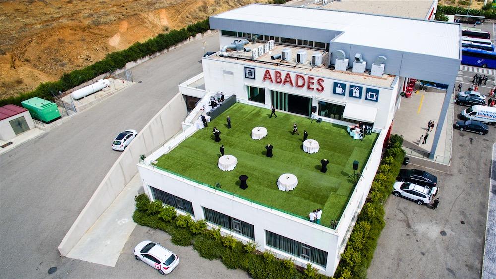 Abades Puerta Andalucia salon bodas y eventos jaen4